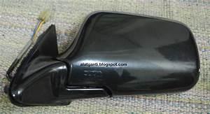 Sold  Honda Prelude Ba5 Non Auto Flip Side Mirror