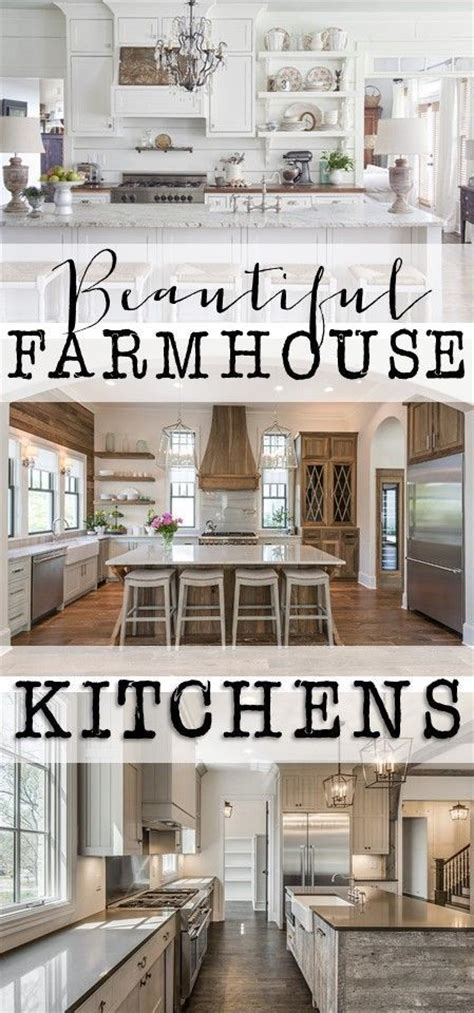 photos of painted kitchen cabinets 17 best ideas about farmhouse kitchens on 7426