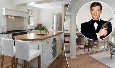roger moore kitchens roger moore s james bond mansion up for sale at 163 5m