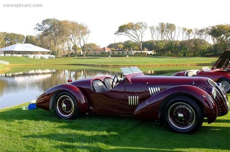 1939 Alfa Romeo 6c 2500 Ss