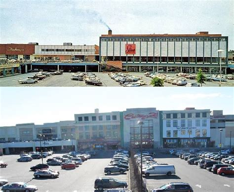 State Plaza Paramus Mall bergen mall paramus early 60 s and 2013 retail in