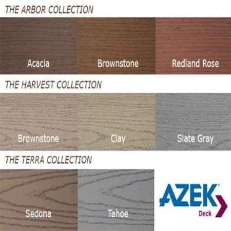 Azek Decking Color Options by Maintaining And Refining Your Home Outdoor Deck Spaces