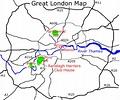 Ranelagh Harriers Map
