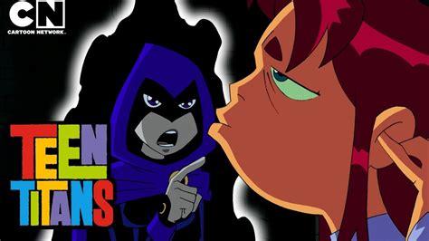 Teen Titans Raven And Starfire Get Along Cartoon