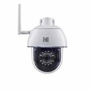 Caméra De Sécurité : kodak cam ra de s curit ep101wg cam ra de surveillance ~ Melissatoandfro.com Idées de Décoration