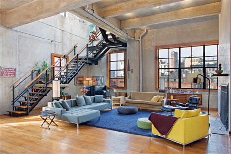 Unique Loft Design In New York Loftenberg