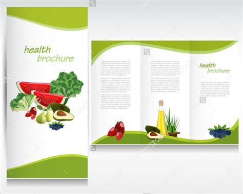 Health Brochure Templates by 20 Health Brochures Psd Vector Eps