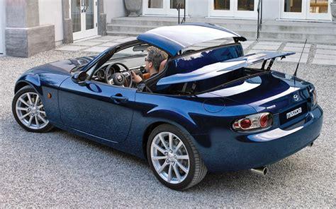Mazda Mx5 Miata Prht  Motor Trend
