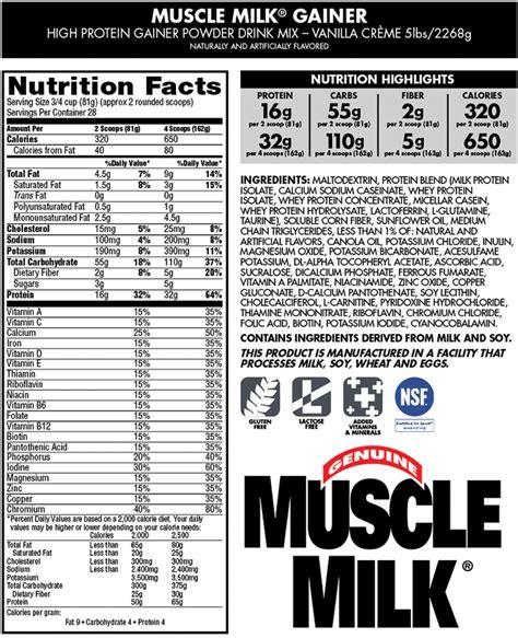 muscle milk light chocolate costco muscle milk light nutrition facts costco nutrition ftempo