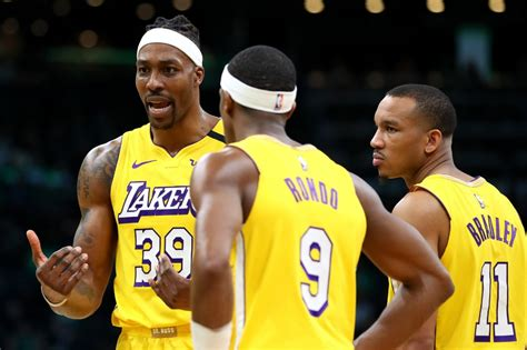 Rondo, Howard back for another NBA Finals shot with Lakers ...