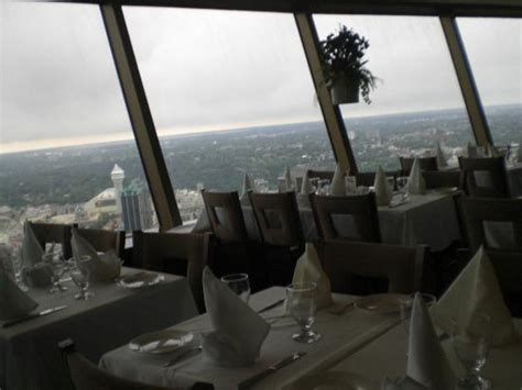 skylon tower revolving dining room restaurant vue du restaurant picture of skylon tower revolving