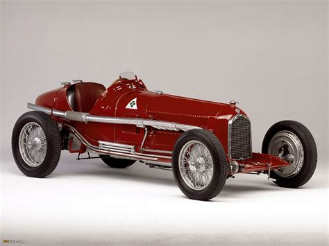 Alfa Romeo P3 Pictures & Photos, Information Of