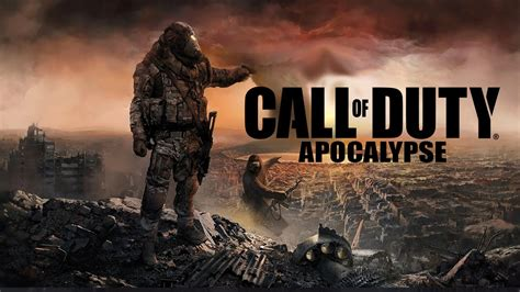 CALL OF DUTY: APOCALYPSE? CALL OF DUTY 2016 APOCALYPSE