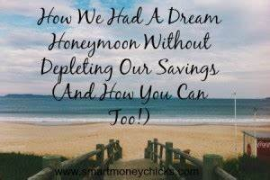 how we had a dream honeymoon without depleting our savings With best honeymoon fund website