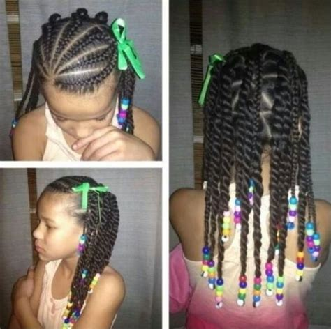 bead styles for hair 10 attractive black braided hairstyles with the
