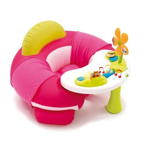 smoby siege gonflable siège gonflable cosy seat cotoons jeux et jouets