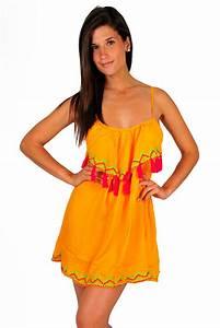 robe de plage femme chic tendance 2015 collection bali With robe bohème pas cher