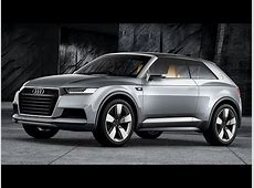 2016 Audi Q9 Review Rendered Price Specs Release Date