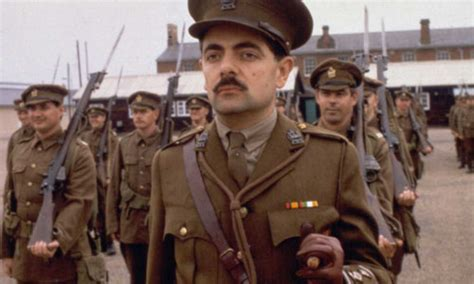 rowan atkinkons son  train  army officer  sandhurst