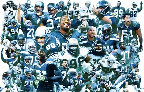 top  players  seattle seahawks history  final top