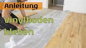 Vinylboden Kleben Auf Estrich : vinylboden kleben verlegeanleitung f r vinyl sheets youtube ~ Orissabook.com Haus und Dekorationen