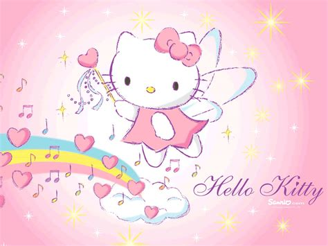 kitty wallpapers cute kawaii resources
