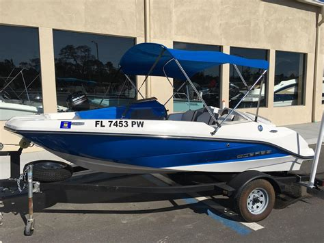 Scarab Boats Jacksonville by 2015 Used Scarab 165 High Performance Boat For Sale