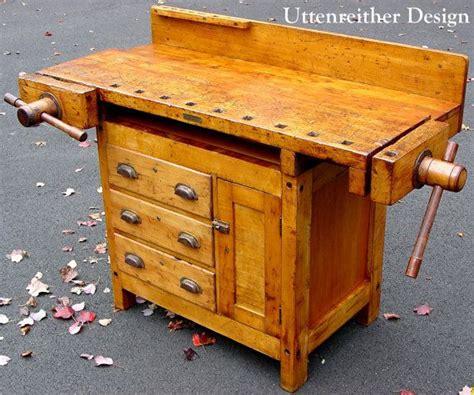 vintage industrial sideboard server buffet antique