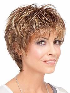 Coupe De Cheveux Mi Court : modele cheveux court coupe cheveux femme mi court jeux ~ Nature-et-papiers.com Idées de Décoration