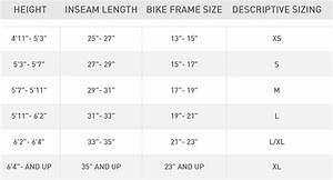 How To Find The Right Size Bike