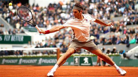 roger federer  play  roland garros atp  tennis