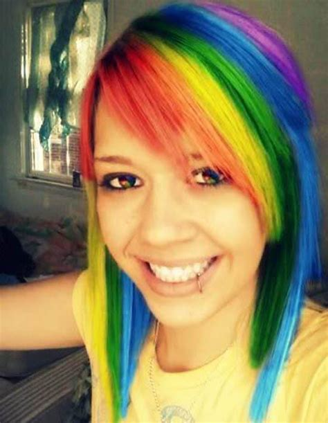 Yay Or Nay Girls With Rainbow Hair Ign Boards