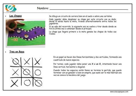 Juegos educativos infantiles de mundo primaria: Juegos Tradicionales_001