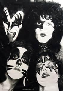 Kiss Band Comics Music