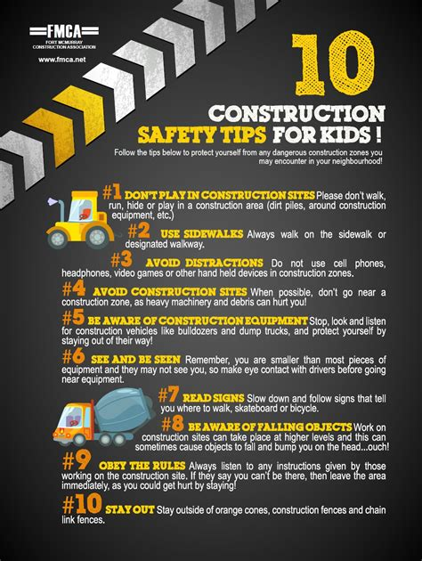 safety construction children zone adults pdf tips mcmurray fort
