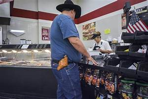 Armed, Out and About: Evolving Public-Carry Laws Expand ...