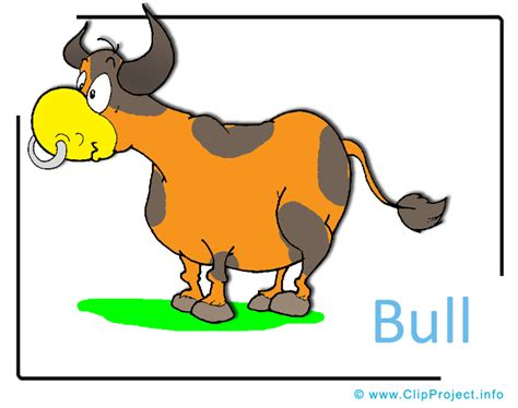 Bull Clipart Picture Of A Bull Clipart Best