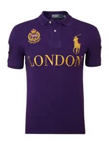 polo ralph lauren london custom fitted polo shirt