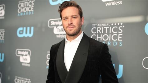 Armie Hammer reveals COVID-19-related mental health ...