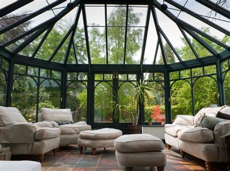 sunroom conservatory photos factors to consider before building a conservatory ideas