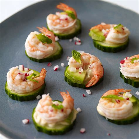 prawn cocktail canapes weightwatchers com weight watchers recipe shrimp and