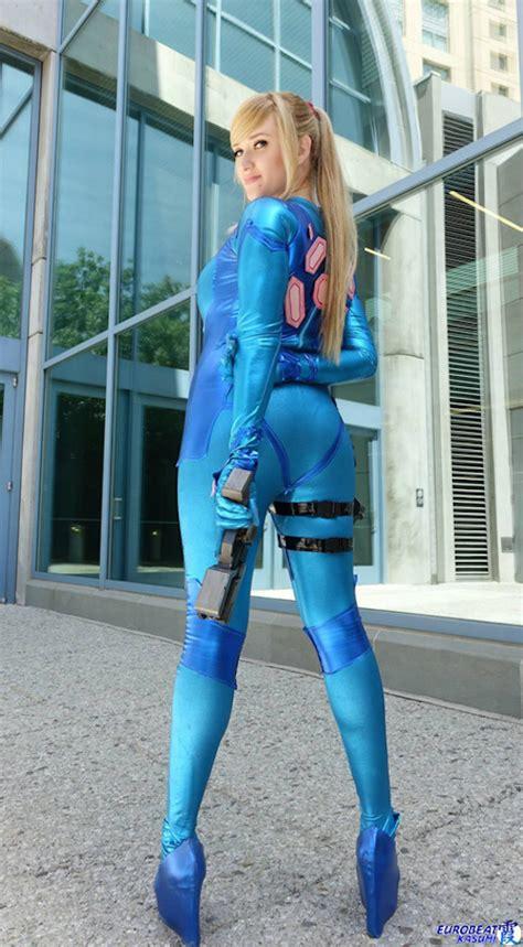 Zero Suit Samus Cosplay Project Nerd