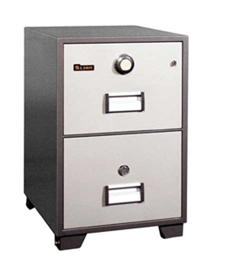 Used 2 Drawer Fireproof File Cabinet by Fireproof File Cabinets For Office Storage