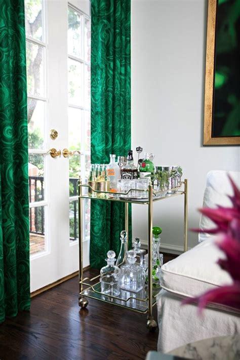 emerald green curtains emerald green drapes design ideas