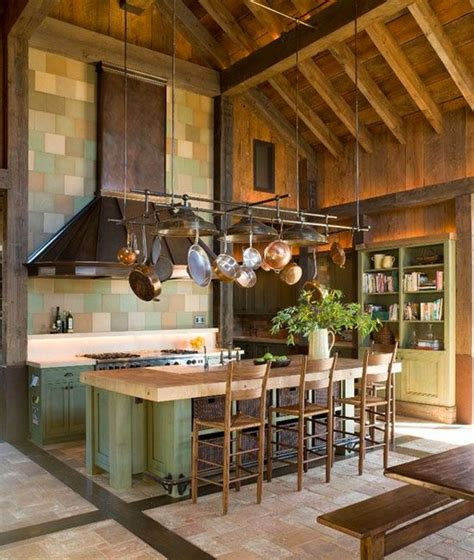 wine country kitchen kitchen decor how to make the most of a high ceiling 1112