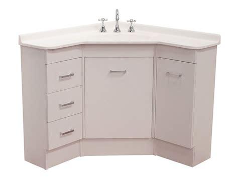 Corner Bathroom Vanity Unit