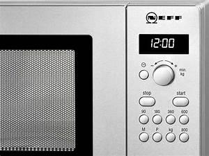 Neff Hw 5220 N : neff hw 5220 n stand mikrowelle edelstahl f r 125 90 eur ~ Bigdaddyawards.com Haus und Dekorationen