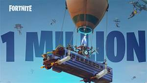 Fortnite Battle Royale Out 1 Million Gamers On Day One
