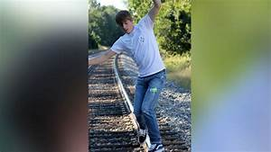 The Dangers of Taking Photos on Train Tracks - ABC News