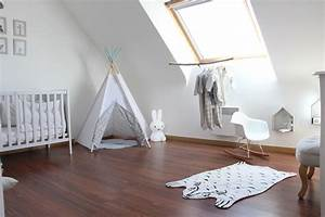 Tipi Chambre Bébé : girlystan room tour la chambre de noah ses 1 an ~ Teatrodelosmanantiales.com Idées de Décoration
